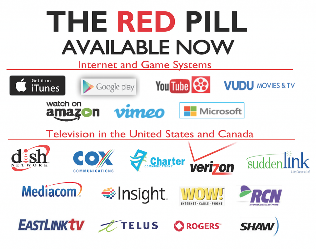buy rent stream the red pill